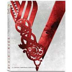 Sanborns: Vikingos temporada 3 en Blu-Ray a $269 con envío