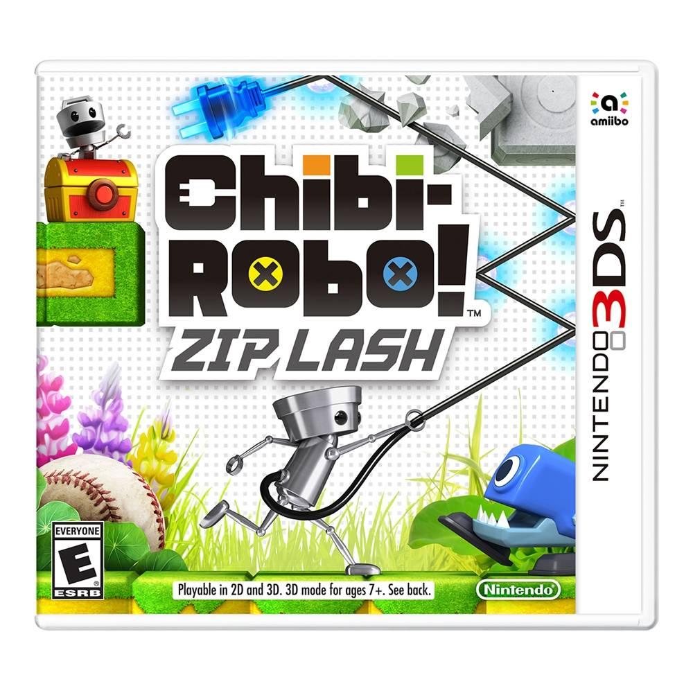 Walmart en línea: Juego Chibi Robo Ziplash para  N3DS a $199, Pokémon Super Mystery Dungeon para N3DS a $399