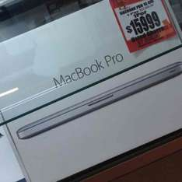 "Walmart: MacBook Pro 13"" a $15,999"