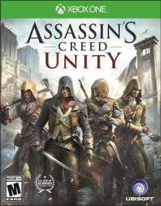 Amazon: Assassin's Creed Unity Xbox One a $158.19