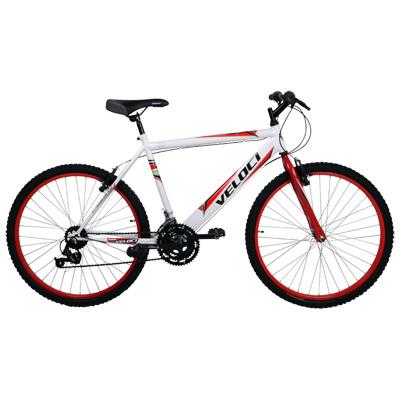 Elektra en línea: Bicicleta Veloci Fracter R26, 21 Velocidades a $1,250 (agregando un articulo + cupon)