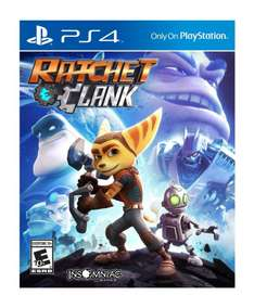 Amazon: Ratchet and Clank a $660 con envío gratis (regular $999)