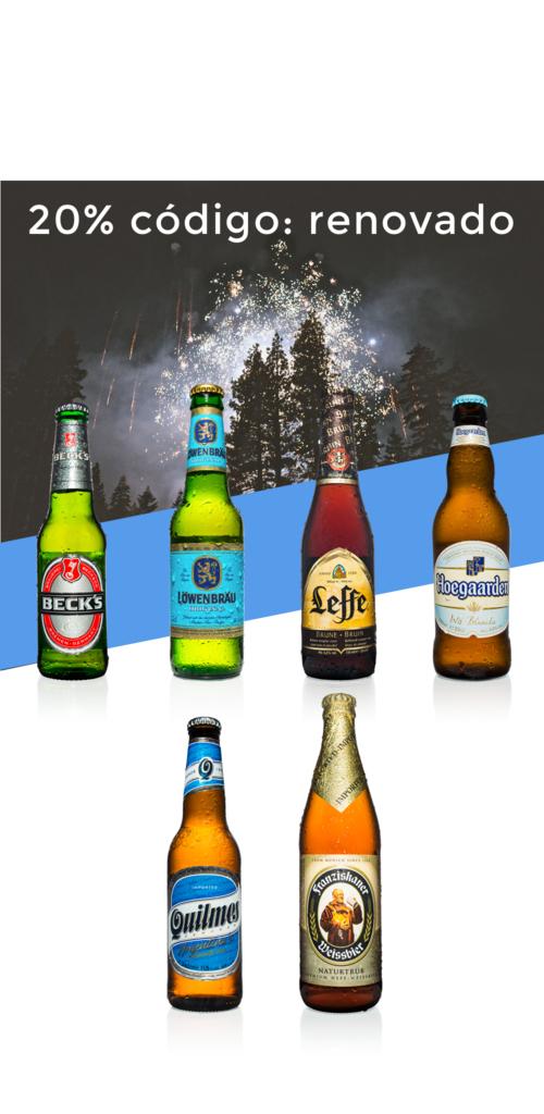 Beerhouse: cupón 20% de descuento en Pack Renovado