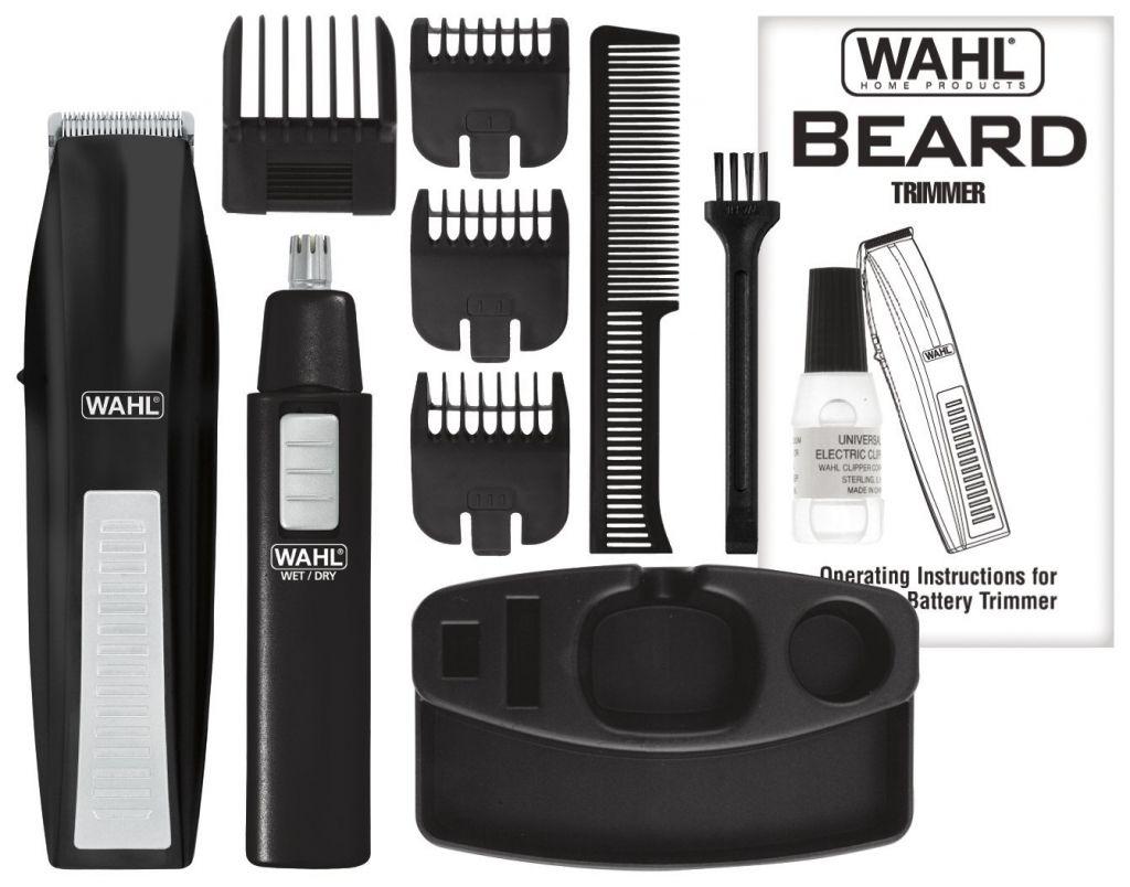 Amazon: Recortadora de barba inalámbrica y cuidado personal WAHL $210