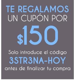Gaudena: Cupón de $150 de descuento + envío gratis pagando al recibir