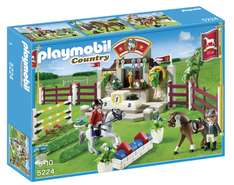 Amazon: Playmobil Horse Show Playset a $305