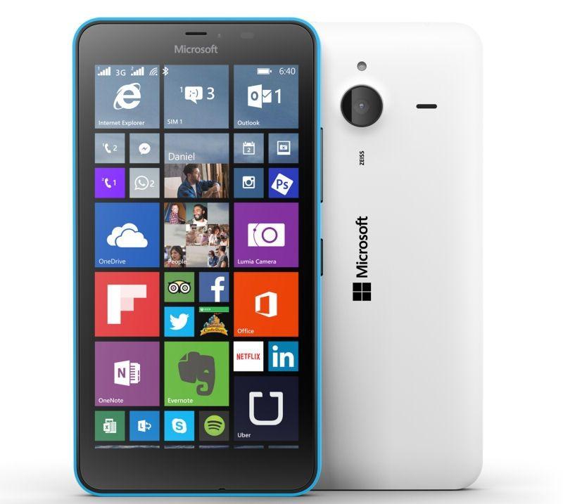 Suburbia Constitucion de 1917: Lumia 640XL a $1,999