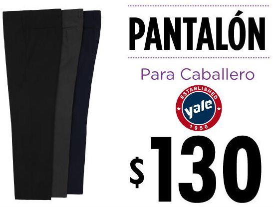 Artículo de la semana en Suburbia: pantalón para caballero $130