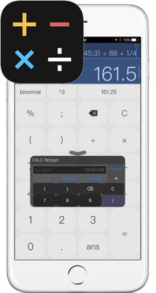 Appstore Calc Smart (calculadora científica) para iOS GRATIS por tiempo limitado