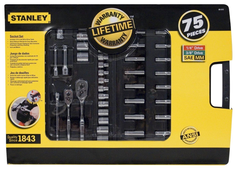 Amazon: estuche de herramientas Stanley 75 piezas a $626, figura Green Lantern a $91.29