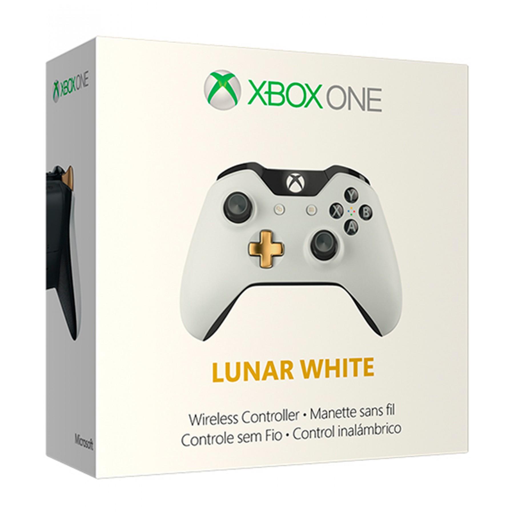 Palacio de Hierro en línea: control Lunar Xbox One 55% de descuento a $659