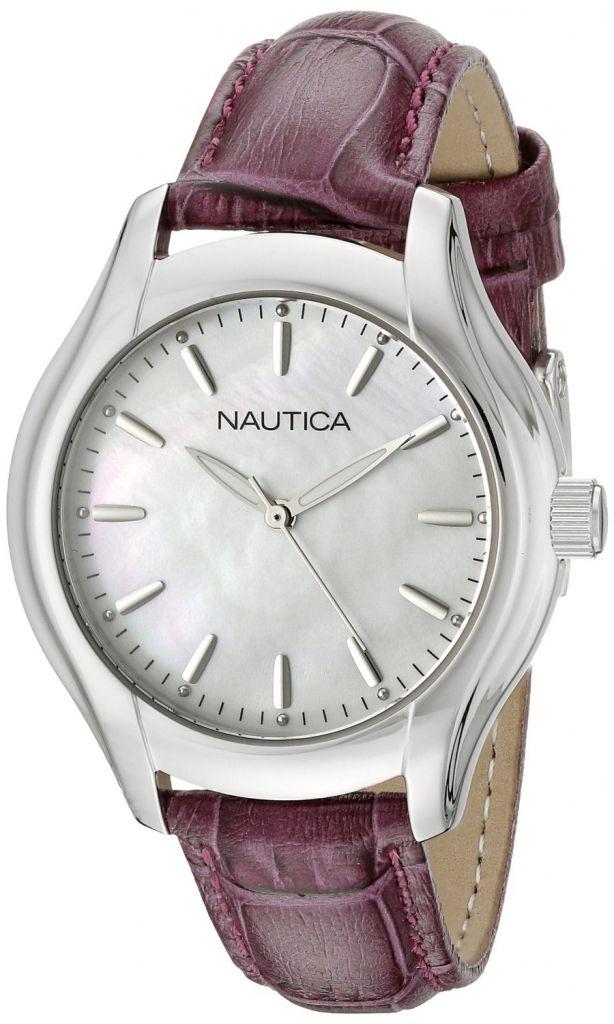 Amazon: reloj Nautica para mujer modelo NAD11004M NCT a $820.54