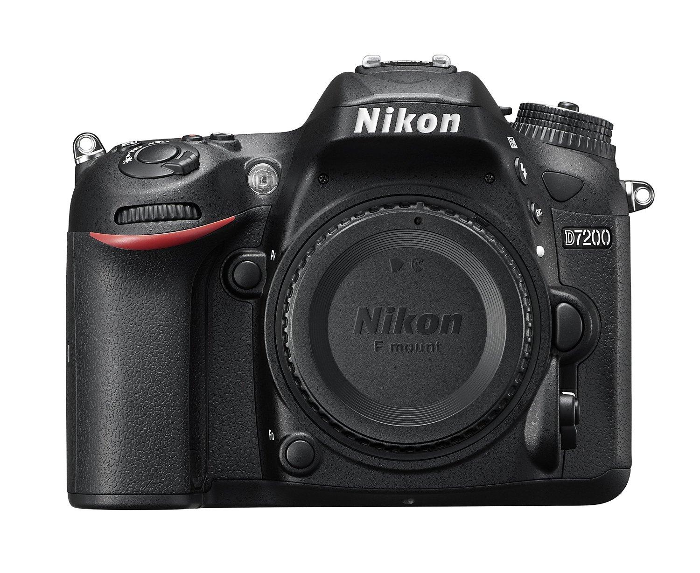 Amazon: Nikon D7200 (Cuerpo) de $20,999 a $18,119
