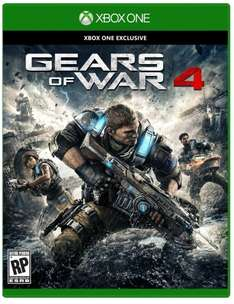 Amazon México: Preventa de Gears of War 4 para Xbox One a $867