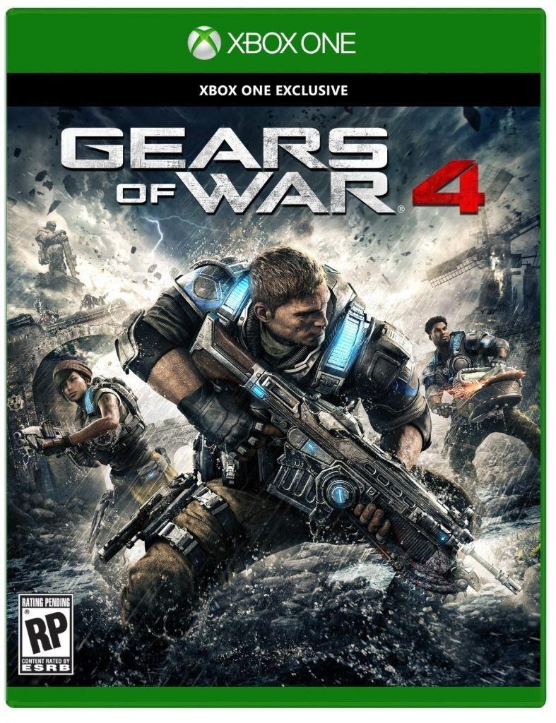 Amazon México: Preventa de Gears of War 4 para Xbox One a $867