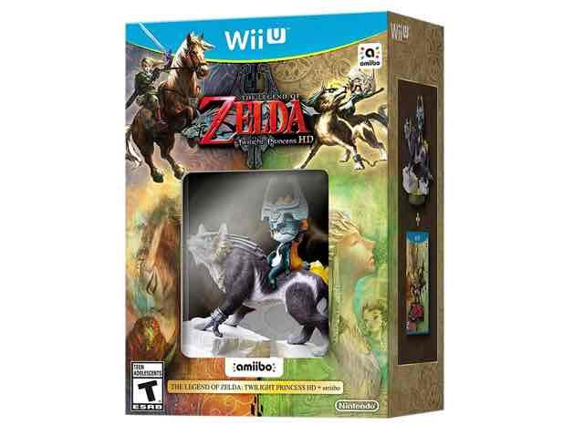 Liverpool en línea: The Legend of Zelda Twilight Princess Wii U a $895