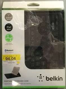 Walmart Villa Juárez: Belkin Portable Keyboard Case for iPad mini $94