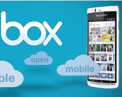 25GB ó 50GB gratis en la nube con box.com