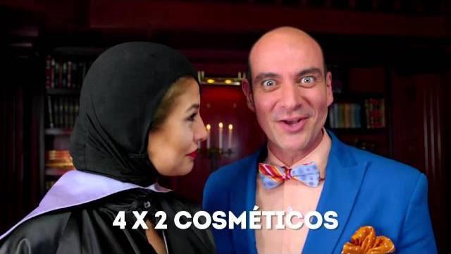 Ofertas de Julio Regalado en La Comer: 4x2 en cosméticos
