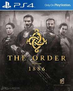 Amazon Mx: The Order 1886 para PS4 a $250