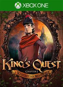 Xbox One y Xbox 360: King's Quest Capitulo 1 Gratis