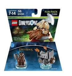 Amazon: Sets Lego Dimensions hasta +70% de Descuento