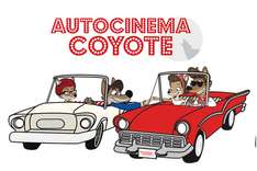 Autocinema Coyote: 50% en cualquier boleto para auto con cupón
