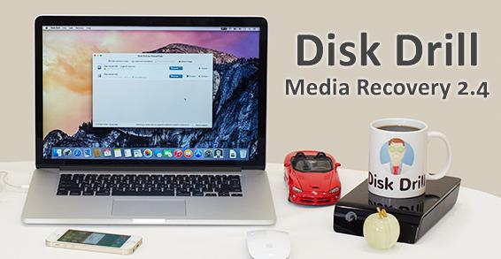 App Store: Disk Drill Recuperación de Datos para Mac a $20