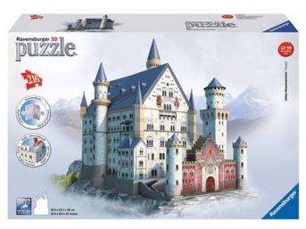 Walmart en línea: Castillo Ravensburger 3D 216 piezas Rebajado de $879 a $299