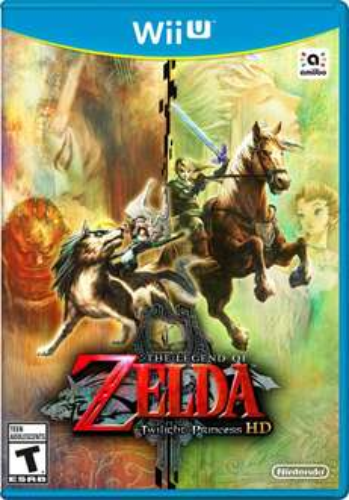 Best Buy en línea: The Legend Of Zelda Twiligth Princess a $899