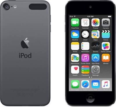 Amazon: iPod Touch 6g 16gb Space Gray a $2,250 pagando con Banamex