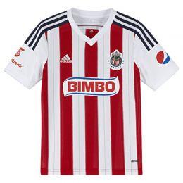 Sears: Jersey chivas  Soccer Niño Adidas a $89