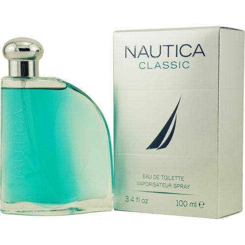 Amazon: Nautica Classic de Nautica para Caballero Eau De Toilette Spray 100 ml a $179 (vendido por un tercero)