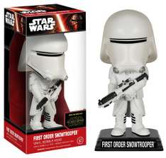 Amazon: Star Wars Funko Snowtrooper Bobble-head a $72.04, Memoria USB 64Gb HP v165w a $226.60