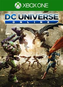 Xbox One: DC Universe Online Gratis