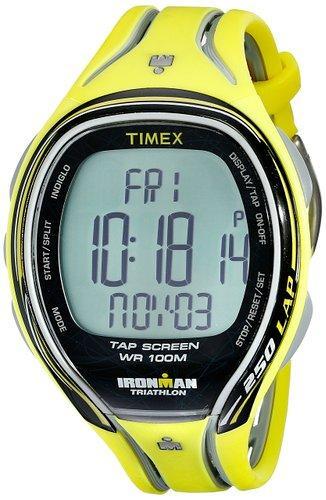 Amazon: Timex Ironman T5K589 con Tap Screen, entrenamientos por intervalos, etc. a $1,052 pagando con Banamex