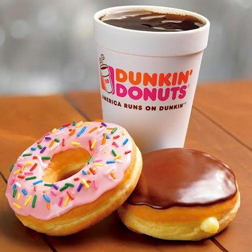Dunkin Donuts: Dona GRATIS éste 30 de Abril (en la compra de una bebida).