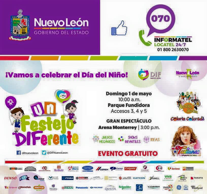 Metro gratis el 1 de Mayo, eventos gratis y promociones el 30 de Abril por día del niño (Monterrey)