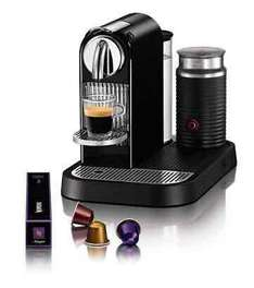 Liverpool: Cafeteras Nexpresso 30% descuento + bono + meses sin intereses