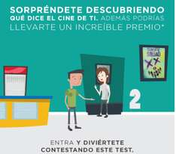Cinépolis: gana un premio por contestar encuesta (cupón 2x1, renta de película gratis y más)