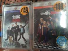 Walmart: Temporada 4 o 5 The Big Bang Theory a $149