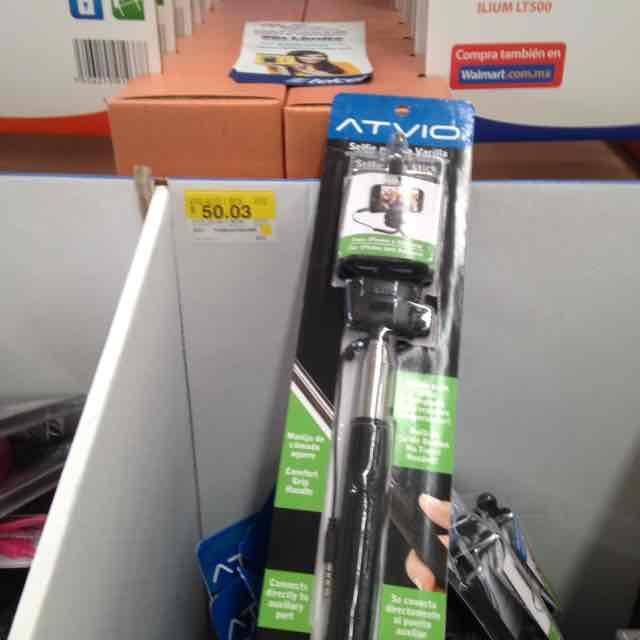 Walmart Irrigación Celaya: Sefistik con botón $50.00 y sin botón $30.00