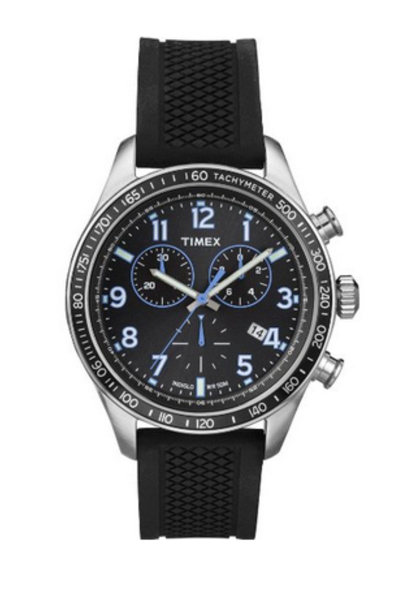 Amazon: reloj Timex Kaleidos Crono con correa negra a $899