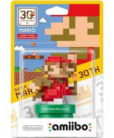 Game Planet: Amiibo 8 bit Mario classic color a $160