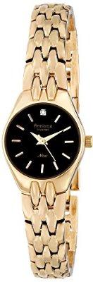 Amazon: Reloj Armitron 190/5197BKGP para dama a $360.79