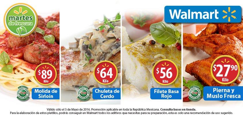 Martes de frescura en Walmart 3 de mayo: Zanahoria a $4.90 y más