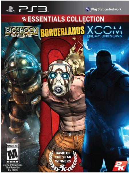 Amazon: 2K Essentials Collection para PlayStation 3