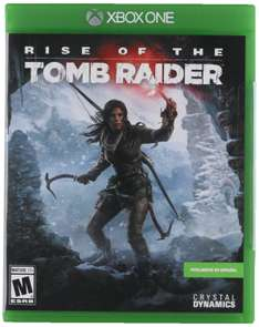 Amazon: Rise of the Tomb Raider - Xbox One - Standard Edition a $674