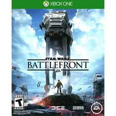 Amazon México: Star Wars Battlefront Standard Edition para Xbox One a $399
