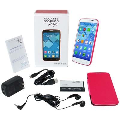 Elektra online: Alcatel 7040 Pop C7 4GB Movistar Rosa (Mas barato con CUPON)